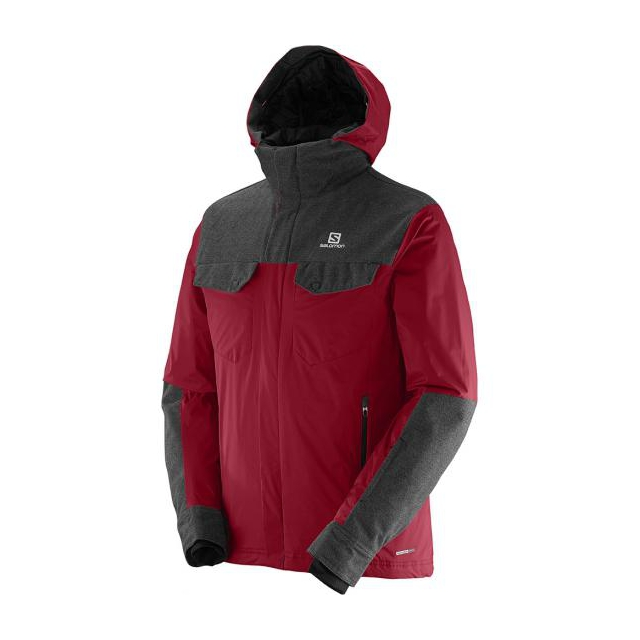 Salomon - Snowtower Jacket M