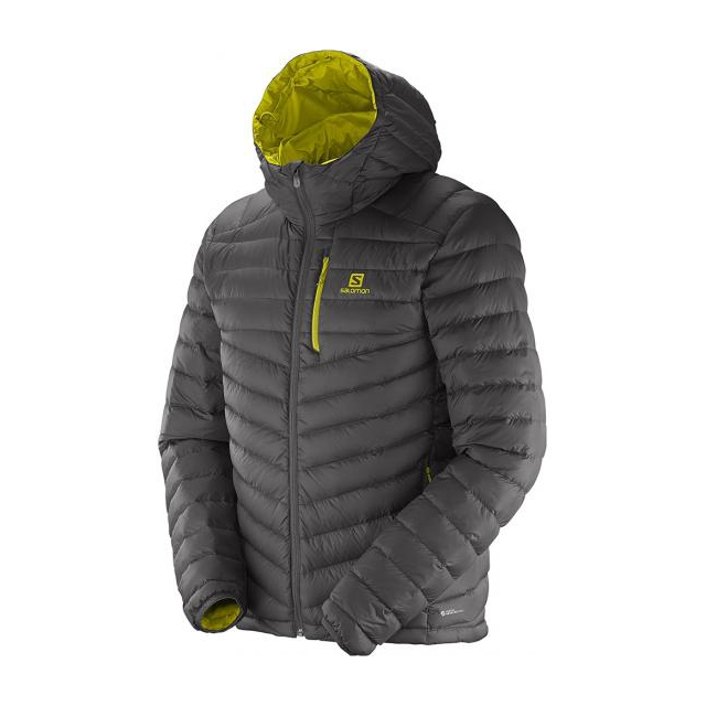 Salomon - Halo Hooded Jacket M