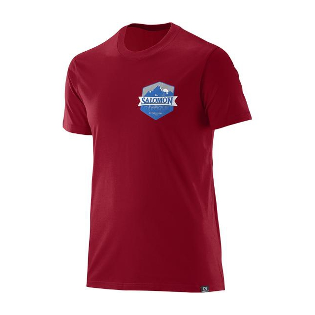 Salomon - Ultimate SS Cotton Tee M