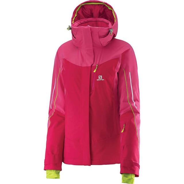 Salomon - Iceglory Jacket W