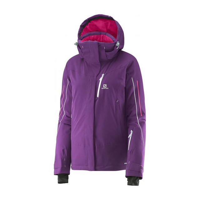 Salomon - Iceglory Jacket W