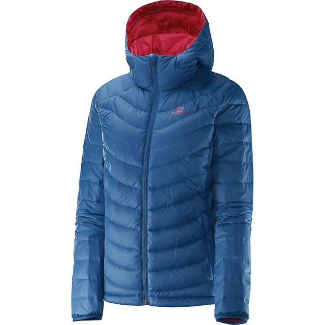 Salomon - Halo Hooded Jacket II W