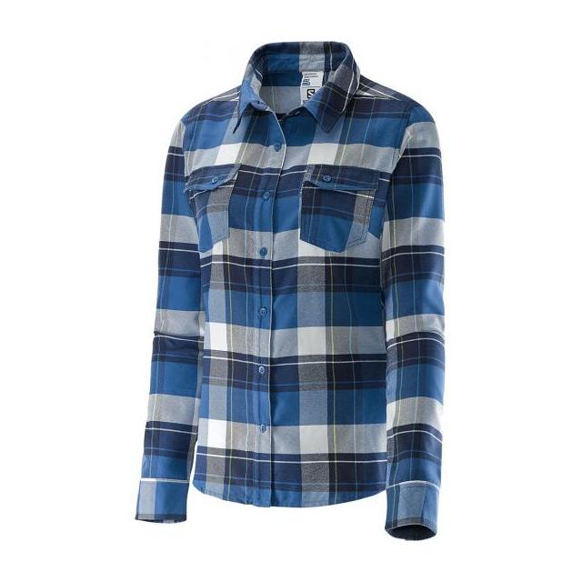 Salomon - Mystic Flannel LS Shirt W