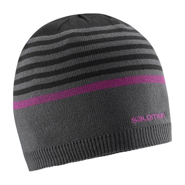Salomon - Stripe Reversible Beanie