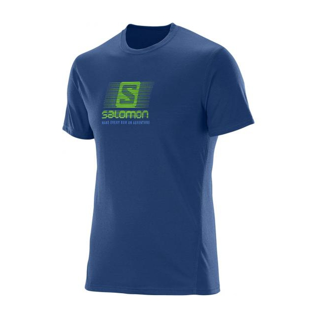 Salomon - Park SS Tech Tee