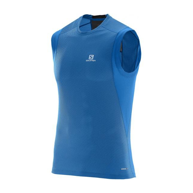 Salomon - Trail Runner Sleeveless Tee