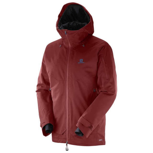 Salomon - QST Guard Jacket M