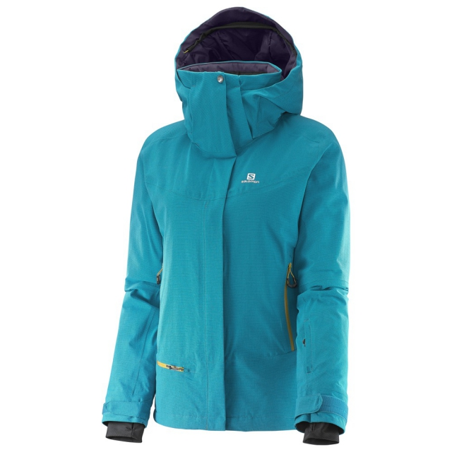 Salomon - QST Snow Jacket W