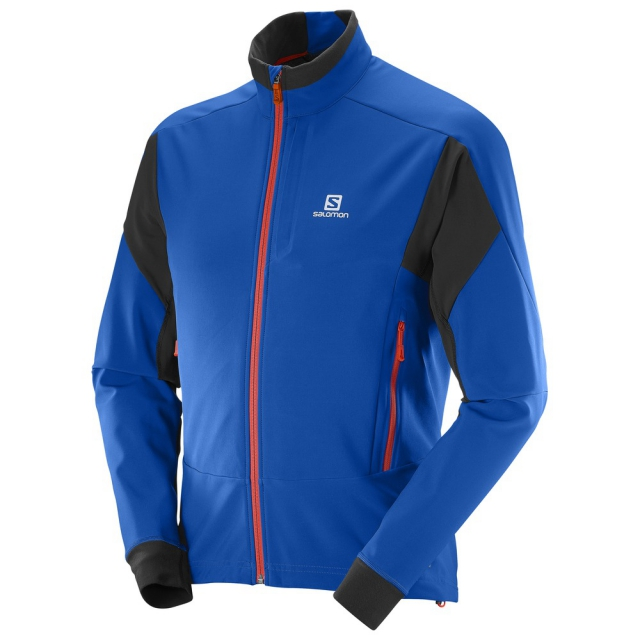 Salomon - Momemtum Softshell Jacket M