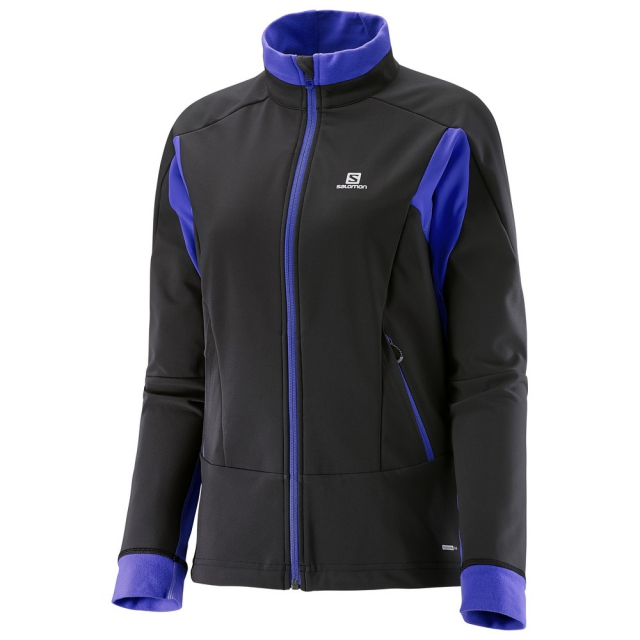 Salomon - Momemtum Softshell Jacket W