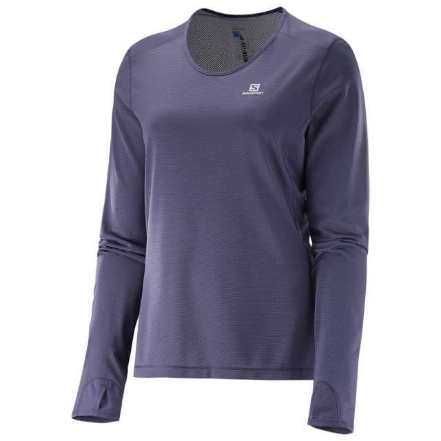 Salomon - Trail Runner LS Tee W