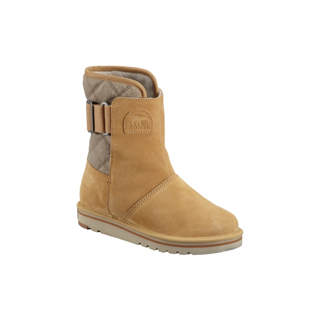 Sorel - Campus Short Boots Womens Closeout (Curry)