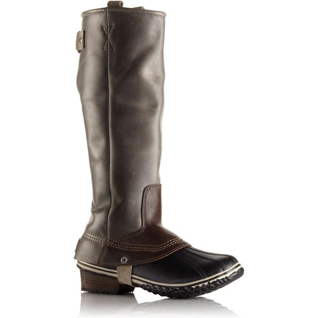 Sorel - Slimpack Riding Tall Boot Womens - Shale 7