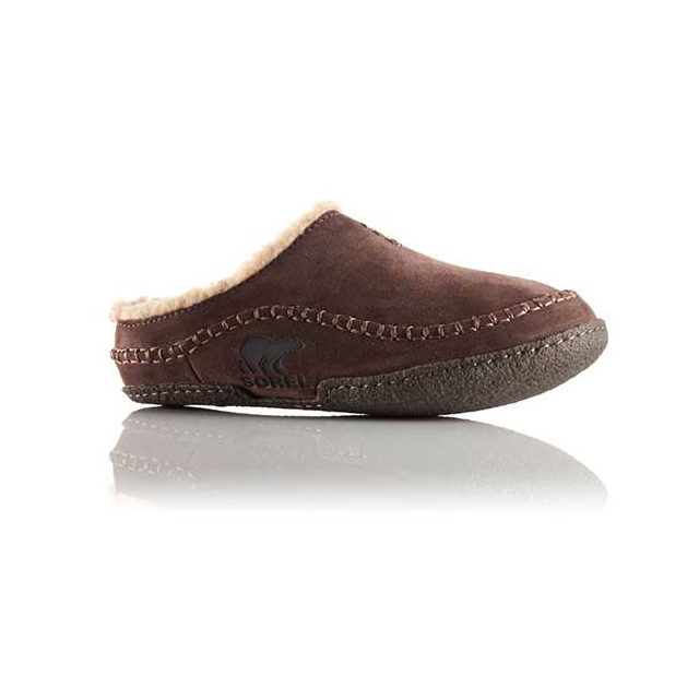 Sorel - Nakiska Slide Slippers - Women's: Shale/Tarte, 7
