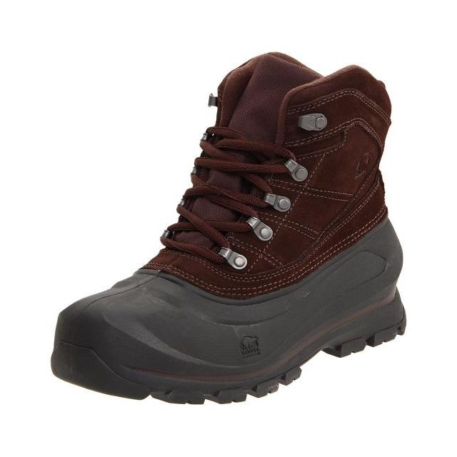 Sorel - - Cold Mountain Mens Boot - 12 - Bracken