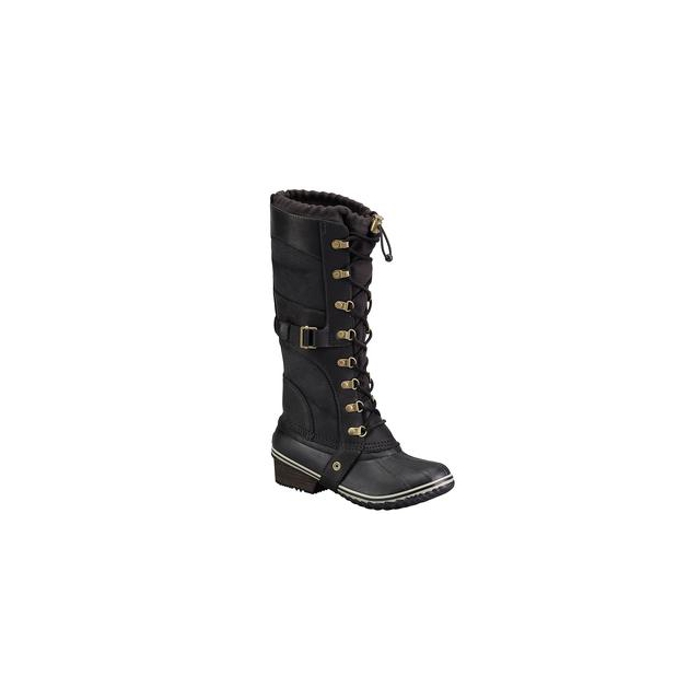Sorel - Conquest Carly Boot Women's, Camo/Brown, 10