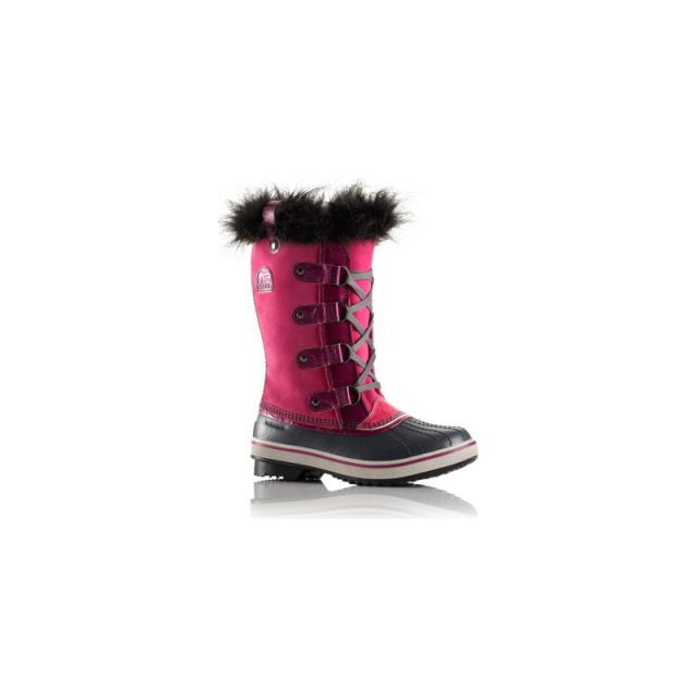 Sorel - Youth Tofino Boot - Sale Glamour/Red Plum 1