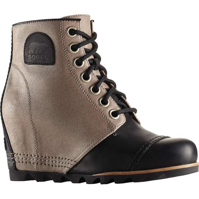 Sorel - 1964 Premium Wedge Boots Womens Closeout (Bluff)