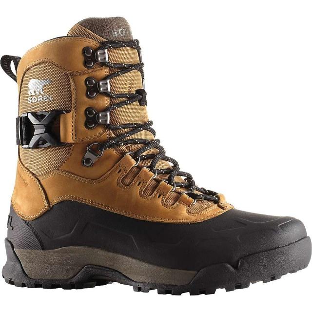 Sorel - Paxson Tall Waterproof Boot Men's, Tobacco, 10.5