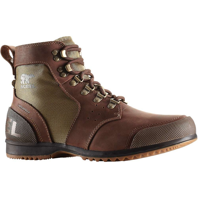 Sorel - Men's Ankeny Mid Hiker Ripstop Boot