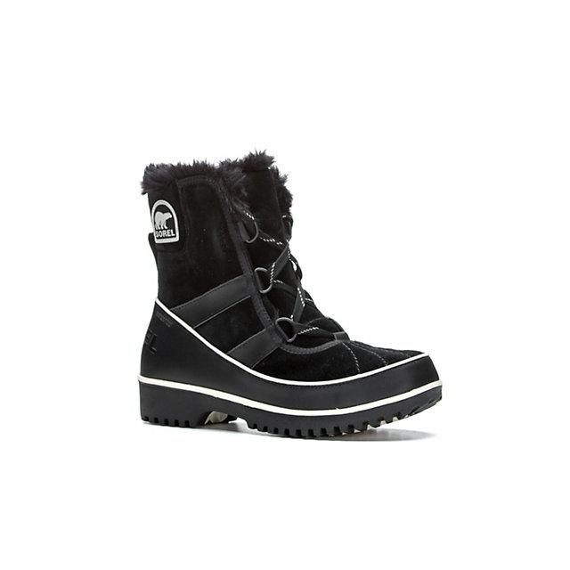 Sorel - Tivoli II Suede Boots Womens (Black)