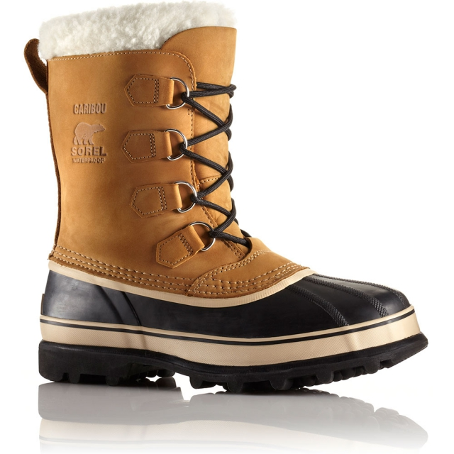 Sorel - Caribou Boot Mens - Buff 11.5
