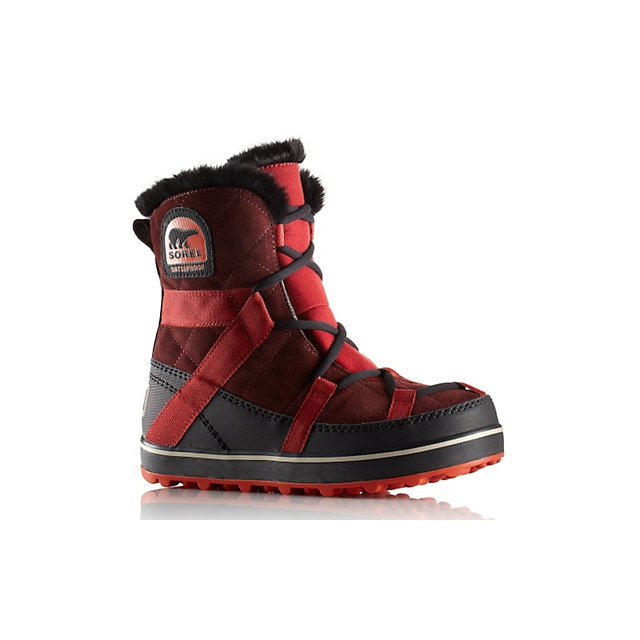Sorel - Glacy Explorer Shortie Womens Boots