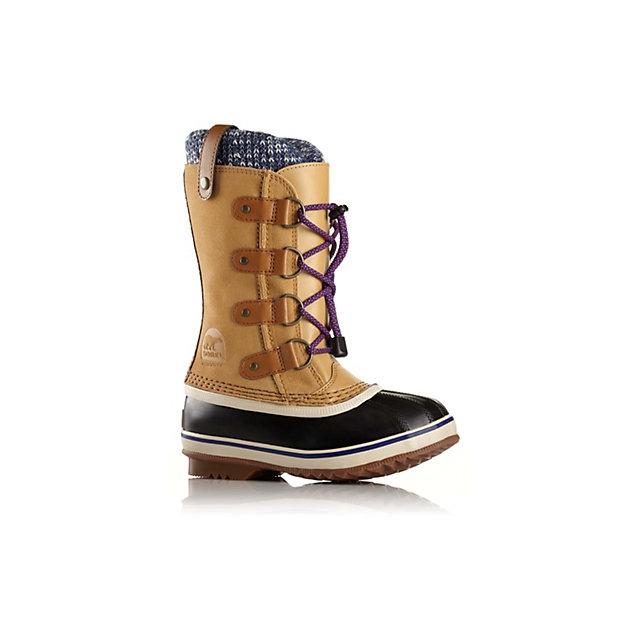 Sorel - Joan Of Arctic Knit Girls Boots