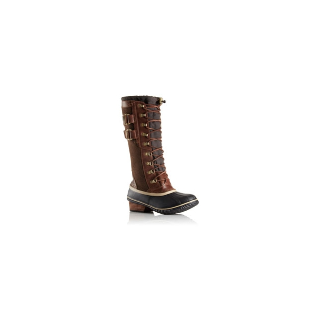 Sorel - Conquest Carly II Winter Boot - Women's - Umber In Size