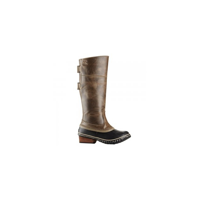 Sorel - Slimpack Riding Tall II Boot Women's, Dark Fog/Pale Purple, 10