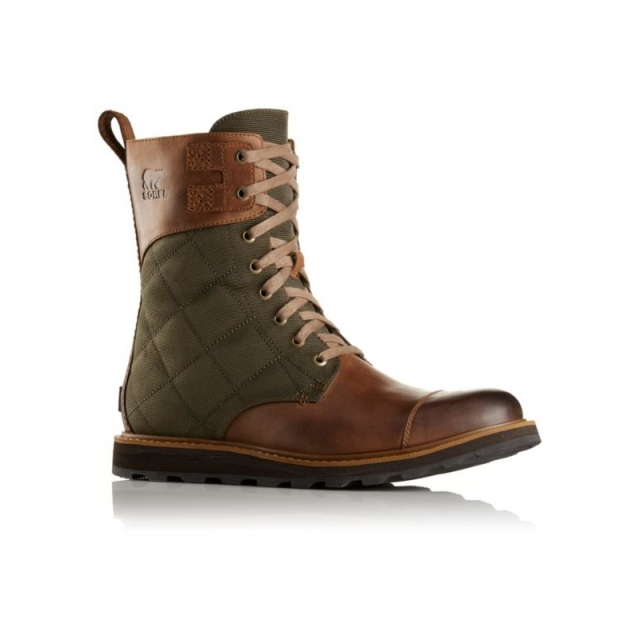 Sorel - Mens Madson Tall Lace Boot Autumn Bronze 9