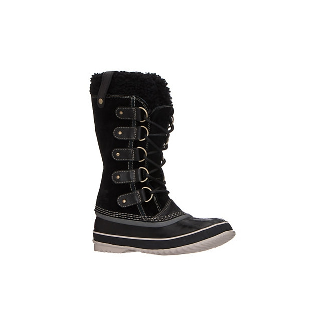Sorel - Joan of Arctic Shearling Boots Womens (Black/Stone)