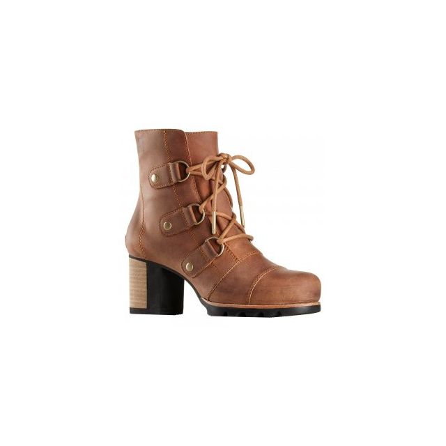 Sorel - Addington Lace Boot Women's, Elk, 10