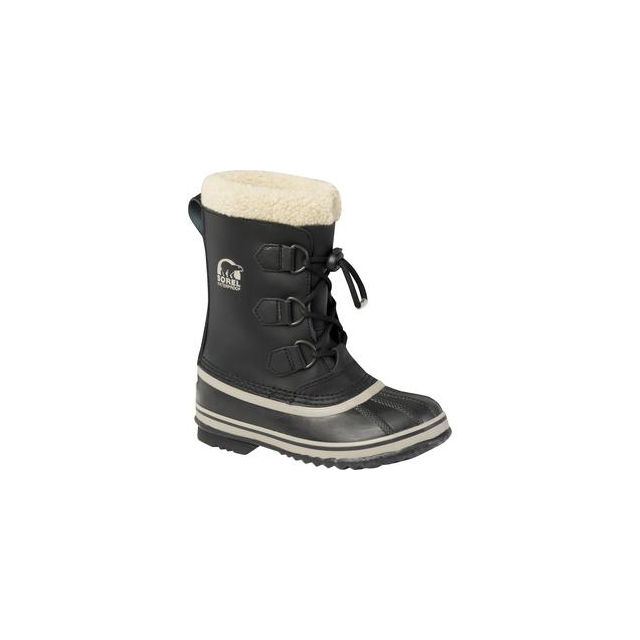 Sorel - Yoot Pac TP Boot Kids', Black/Tusk, 1