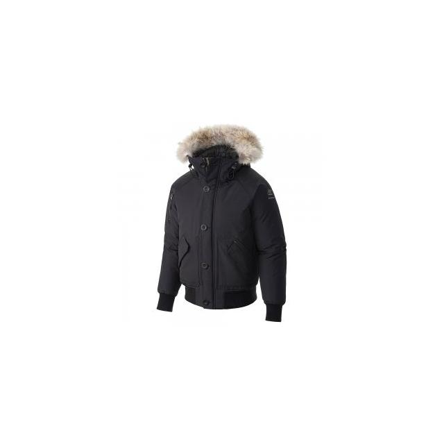 Sorel - Caribou Bomber Jacket Men's, Black, L