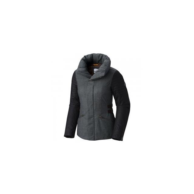Sorel - Joan of Arctic Jacket Women's, Charcoal Heather/Black, L