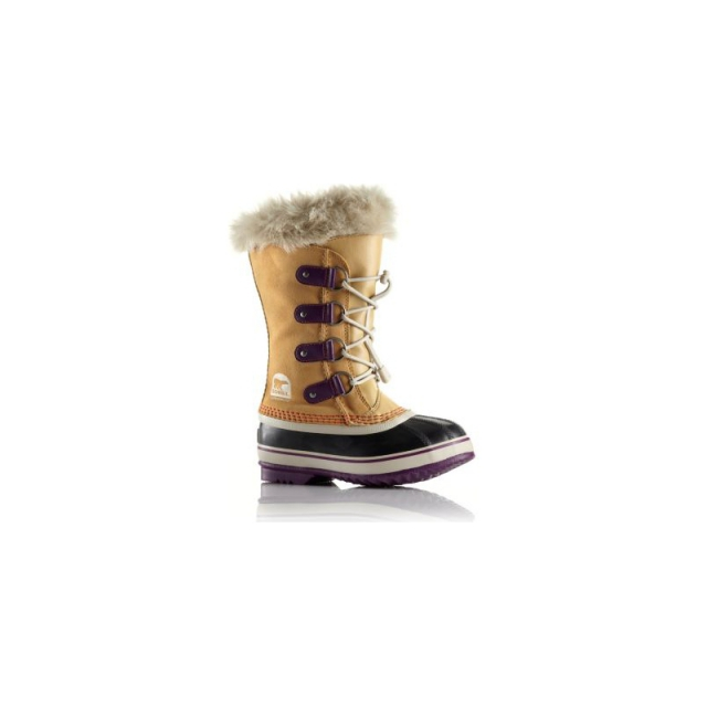 Sorel - Youth Joan Of Arctic Boot - Closeout Curry 1