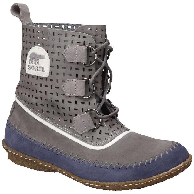 Sorel - Women's Joplin Perfed Leather Boot