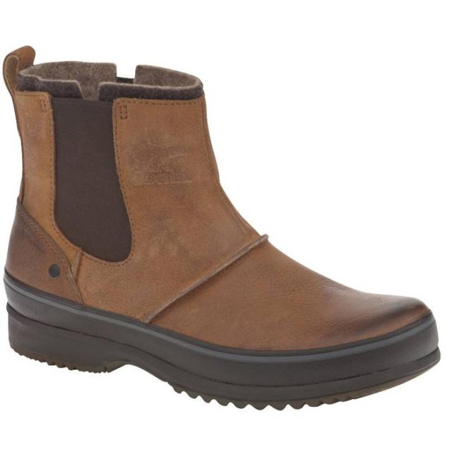 Sorel - Ellesmere Boot Mens - Chipmunk 12