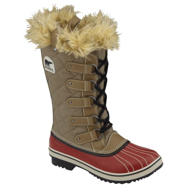 Sorel - Tofino Joan Boot Womens - Trail/Autumn Bronze 9.5