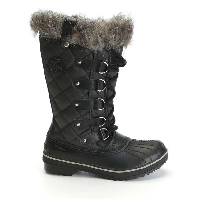 Sorel - Tofino CVS Boots Womens Closeout (Black)