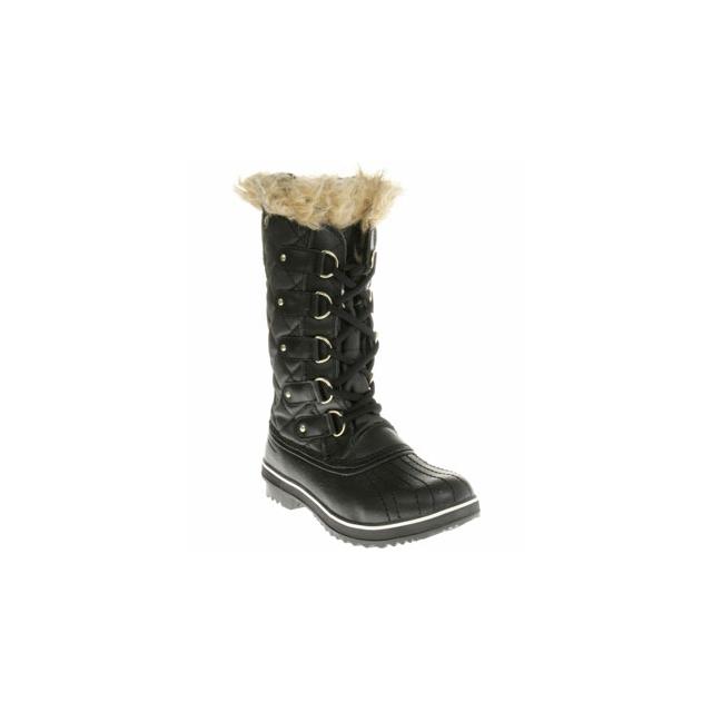 Sorel - Tofino Canvas Boot - Women's-Black-6