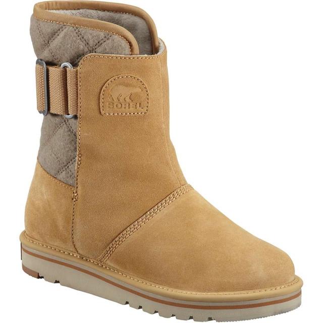 Sorel - Campus Knit Short Boots Womens Closeout (Peatmoss)