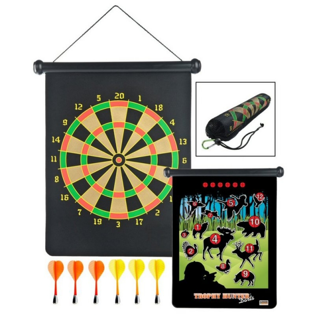 Outside Inside - Roll-Up Trophy Hunter Magnetic Darts