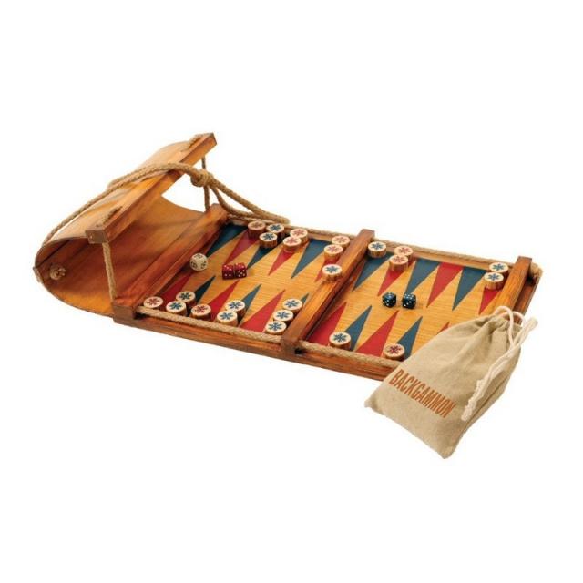 Outside Inside - Toboggan Backgammon