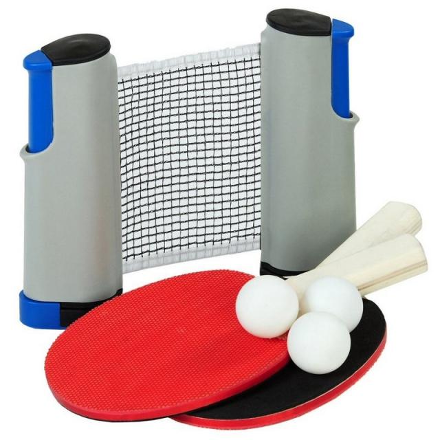 Outside Inside - Backpack Table Tennis