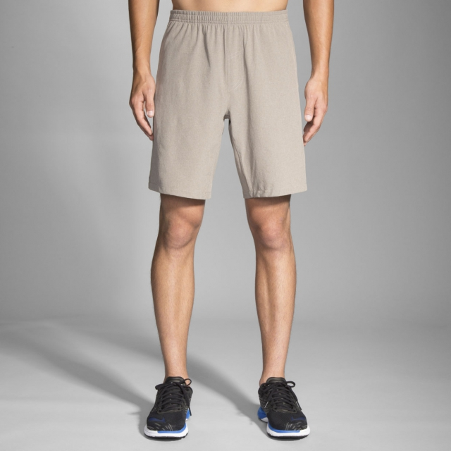 "Brooks Running - Rush 9"" Short"