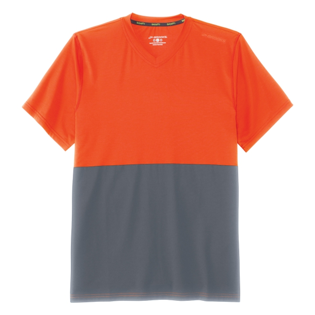 Brooks Running - Men's Fly-By Short Sleeve