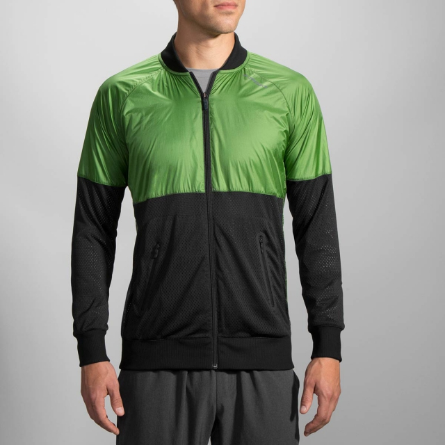 Brooks Running - Men's Run-Thru Jacket