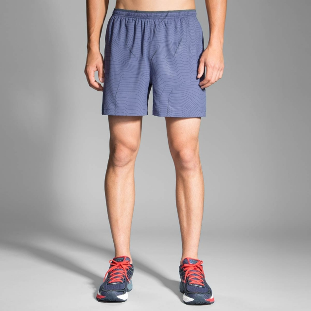 "Brooks Running - Sherpa 5"" 2-in-1 Short"